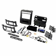 PAC RPK4-FD2101 RadioPro Radio Replacement Kit with Integrated Climate Controls  - $517.77