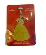 Hallmark Disney Princess Belle Beauty and Beast Christmas Tree Ornament ... - $12.00