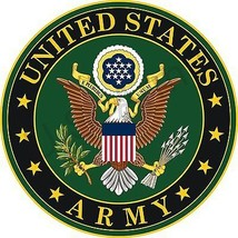 UNITED STATES ARMY SEAL POSTER 24 X 36 Poster  - $18.99