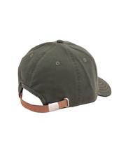 True Religion Men's Circle Patch Sports Solid Hat Baseball Strapback Cap image 7