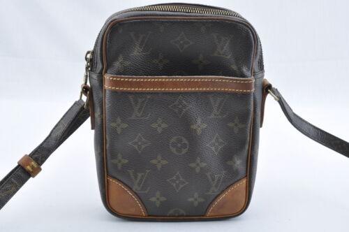 LOUIS VUITTON Monogram Danube Shoulder Bag M45266 LV Auth 8100