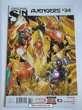 The Avengers  #34 (2013 5th Series) High Grade Collectible Comic Book MARVEL! - $9.99