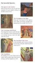 A Guide To Praying The Rosary ( 5 Pamphlet ) image 5