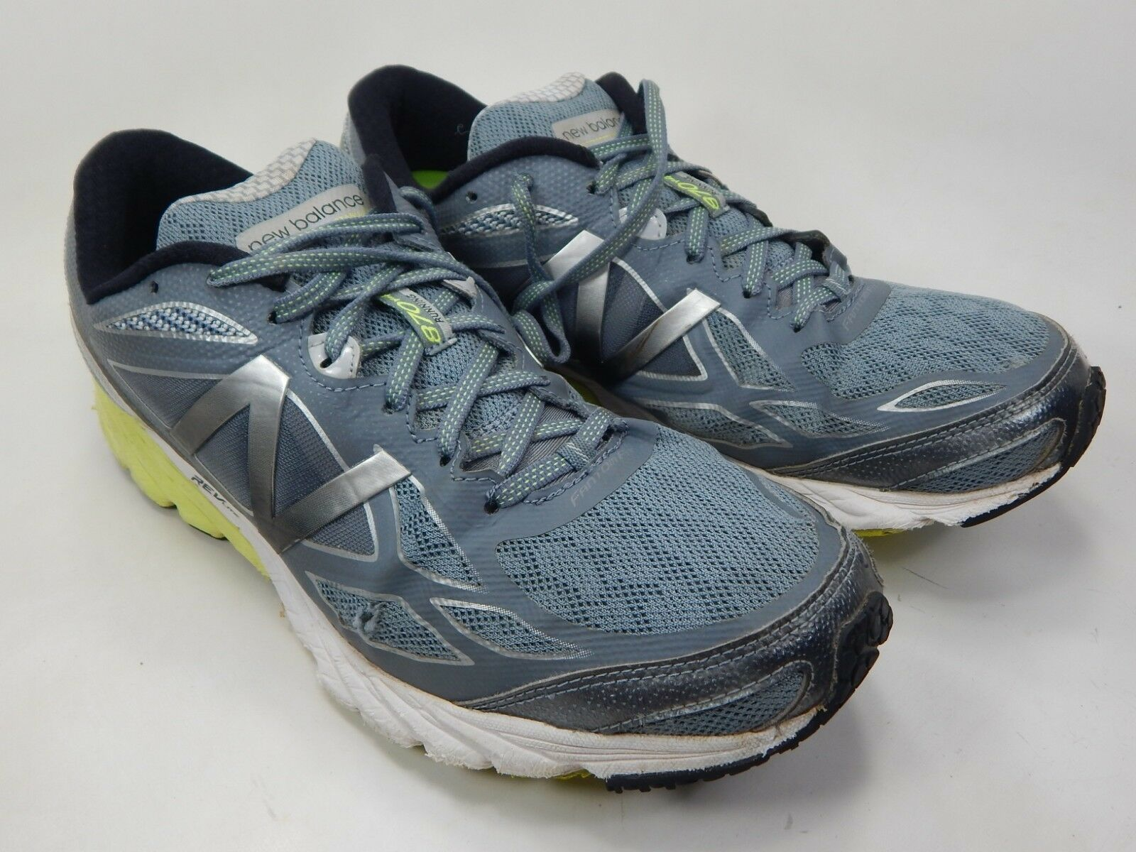 New Balance 870 v4 Size US 10.5 M (D) EU 44.5 Men's Running Shoes Gray M870GY4