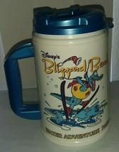 Disney Blizzard Beach Water Adventure Park Souvenir Cup Bottle With Lid ... - $14.70