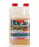1 Liter - Terra Flores - Soil Bloom Nutrient - CANNA 9110001 by CANNA - $27.73