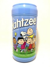 Yahtzee Peanuts Collector's Edition Hasbro USAopoly UPC 700304004901 - $28.49