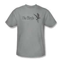The Birds T-shirt Free Shipping vintage retro horror movie cotton tee UNI206 image 2