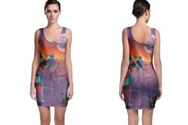 Fluctuat Nec Mergitur BODYCON DRESS - $20.99+