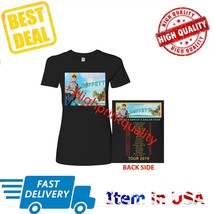 New Shirt Tour 2019 Jimmy Buffett T-Shirt All Size Black Women Tee - $24.99+