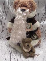 "VINTAGE BOYDS BEARS "" OMEGA T. LEGACY & ALPHA""  LIMITED RET 1999 HTF NIB - $125.00"
