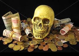 MONEY SPELL, voodoo, hoodoo money, real magic wealth prosperity - $29.97