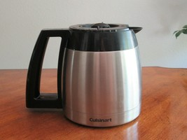 Cuisinart Stainless Steel Thermal Carafe Model DCC-1150 Replacement Part... - $19.00