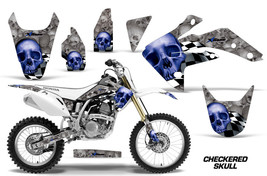 Dirt Bike Graphics Kit Decal Sticker Wrap For Honda CRF150R 2007-2016 WA... - $168.25