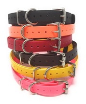 "Genuine E Collar Educator 3/4"" Biothane Dog Straps- 6 Colors to Choose From"