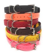 "Genuine E Collar Educator 3/4"" Biothane Dog Straps- 6 Colors to Choose From - $14.99"