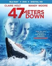 47 Meters Down (Blu Ray/DVD W/Digital Hd)