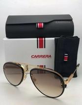 Special Edition CARRERA Sunglasses GLORY 2M286 58-17 Gold-Black w/Brown ... - $249.99