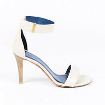 Celine Leather Ankle Strap Sandals SZ 36 - $186.00