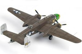 Academy 12328 1:48 USAAF B-25D Pacific Theatre Plastic Hobby Model Airplane Kit image 3