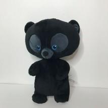 "Disney Store Pixar Brave HUBERT 15"" Plush Standing Black Bear Cub Princess - $28.59"