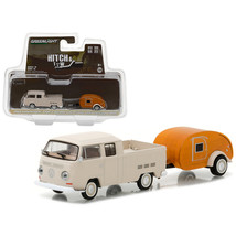 1968 Volkswagen Type 2 Double Cab Pickup and Teardrop Trailer Hitch & To... - $21.11