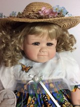 Patsy Lloyd Middleton Royal Vienna Doll Collection Signed #67/400 - $194.00