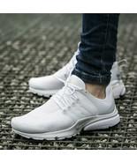 "NEW NIKE AIR PRESTO WMNs USsz:6 (UK3.5 23cm) ""WHITE"" running sneakers 84... - $99.99"