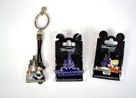 Disney Pins Disneyland Resort Paris 15 Magical Years Mickey Mouse Castle... - $24.75