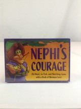 New Sealed 2004 Covenant Nephi's Courage Children's Card Game Mormon Ver... - $9.49