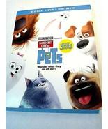 The Secret Life of Pets 2 (Blu-Ray + DVD) LIKE NEW! - $10.88