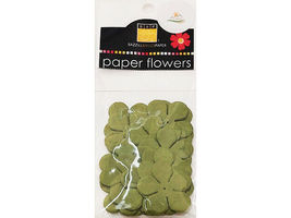 Bazzill Basics Paper Flowers, 4 Packs image 3