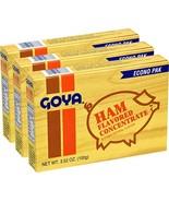 Goya Ham Flavored Seasoning, large 3.52 Ounce (Pack of 3) - $15.83