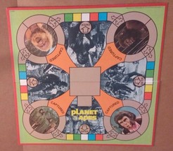 1974 Milton Bradley Planet Of The Apes Board Game GAME BOARD ONLY - $35.00