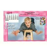 Aaron Carter O-town teen magazine pinup clipping 90's teen idol - $2.00