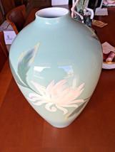 Lladro 01001595 Vase Chrysanthemum Excellent Condition Retired - $636.57
