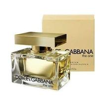 The One by Dolce & Gabbana 2.5 oz EDP Perfume for Women New In Box - $72.69