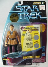 Star Trek Warp Factor 1 Constable Odo Action Figure 65109 NRFP 1997 b - $8.79