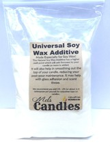 """Universal Soy Wax Additive â-"""" 5oz Re-seal-able Bag of Candle Additive - $8.88"""