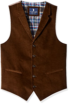 U.S. Polo Assn. Men's Corduroy Vest - Versatile,Sleek, Pockets - Choose ... - $59.99