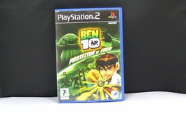 Ben 10: Protector of Earth PS2 (Playstation 2) - Free Postage - UK Seller - $5.32