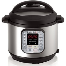 Instant Pot DUO60 6 Qt 7-in-1 Multi-Use Programmable Pressure Cooker, Slow - €93,76 EUR+