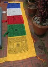 High Quality Silk Vertical Pole Prayer Flags - $49.50