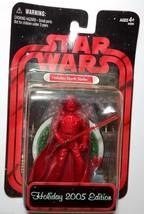 Star Wars Darth Vader 2005 holiday Edition 3.75 Figure - $38.98
