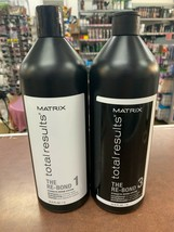 Matrix Total Results The Re-Bond Shampoo and Conditioner Duo 33.8oz - $54.44