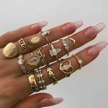 women rings  jewellery for girls love ring set bagues  for women undefin... - $26.85