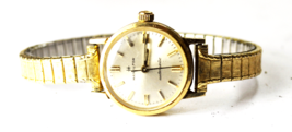 Vintage Hamilton 615 Automatic 781 Wristwatch 21mm 10k Gold Filled GF - $98.99
