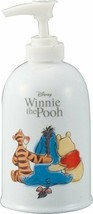 Disney Forest Fellow Winnie The Pooh Soap Dispenser 300ml White Limited ... - $37.39