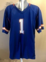 Rivalry Threads ~ Florida Gators Jersey # 1 Blue Kids Youth Size (16/18) Xl - $12.50