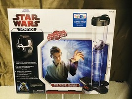 Star Wars Science The Force Trainer Uncle Milton 2009 - $217.80